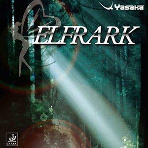 送料無料 YASAKA ヤサカ エルフラーク ELFRARK 卓球ラバー [カラー:ブラック] [サイズ:超極薄] #B-58-90