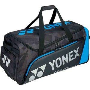 【セール】 送料無料 YONEX ヨネックス キャスターバッグ(テニスラケット3本収納可) [カラー:ブラック×ブルー] [サイズ:80×60×34cm] #BAG1800C-188 ヨネックス キャスターバッグ(テニスラケット3本収納可) YONEX [カラー:ブラック×ブルー] #BAG1800C-188 [サイズ:80×60×34cm] #BAG1800C-188 ラッピング無料, ミラノアルファー:02dfc513 --- abizad.eu.org
