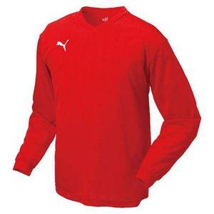 送料無料 PUMA プーマ 長袖ゲームシャツ サッカーウェア [カラー:レッド×ホワイト] [サイズ:XO] #862162