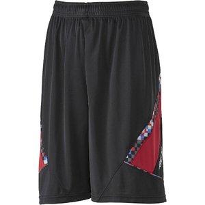 送料無料 ASICS アシックス バスケットボール用 プラパン XB756N [カラー:ブラック×ストロングレッド] [サイズ:L] #XB756N