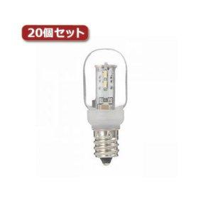 安い購入 YAZAWA ナツメ形LEDランプ電球色E17クリア20個セット LDT1LG20E17X20, シューブレイク 89c0bb1e
