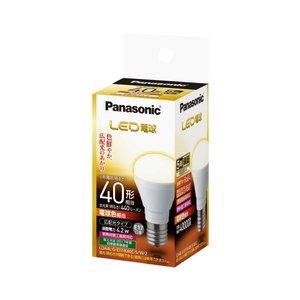 経典 (まとめ)Panasonic LED電球40W E17 E17 電球色 電球色 LDA4LGE17K40ESW2【×10セット】, 収納アップ:45b28999 --- ancestralgrill.eu.org