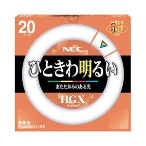 低価格で大人気の (まとめ)NEC 蛍光ランプ ライフルックHGX環形スタータ形 20W形 3波長形 電球色 FCL20EX-L/18-X 1セット(10個)【×3セット】, イスズリールshop 10f6a2e8