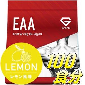 最安値級価格 【送料無料】GronG EAA レモン 風味 1kg(100食分) 10種類 アミノ酸 サプリメント 国産, パスカルジャパン 0851a05b
