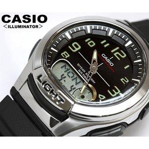 0effeefccd CASIO カシオ メンズ腕時計 スタンダード アナデジ デ...|CAMERON ...