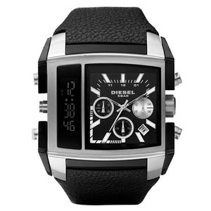 100 %品質保証 DIESEL クロノグラフ ディーゼル デジアナ 腕時計 メンズ デジアナ アナデジ アナデジ クロノグラフ DZ7191 うでどけい ディーゼル DIESEL 腕時計 DZ7191, パーティグッズクラッカーカネコ:f5ea2662 --- akadmusic.ir