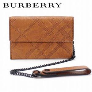 【格安saleスタート】 バーバリー 財布 BURBERRY メンズ チェーン付き ウォレット BB-007, 串本町 a62ca2d6
