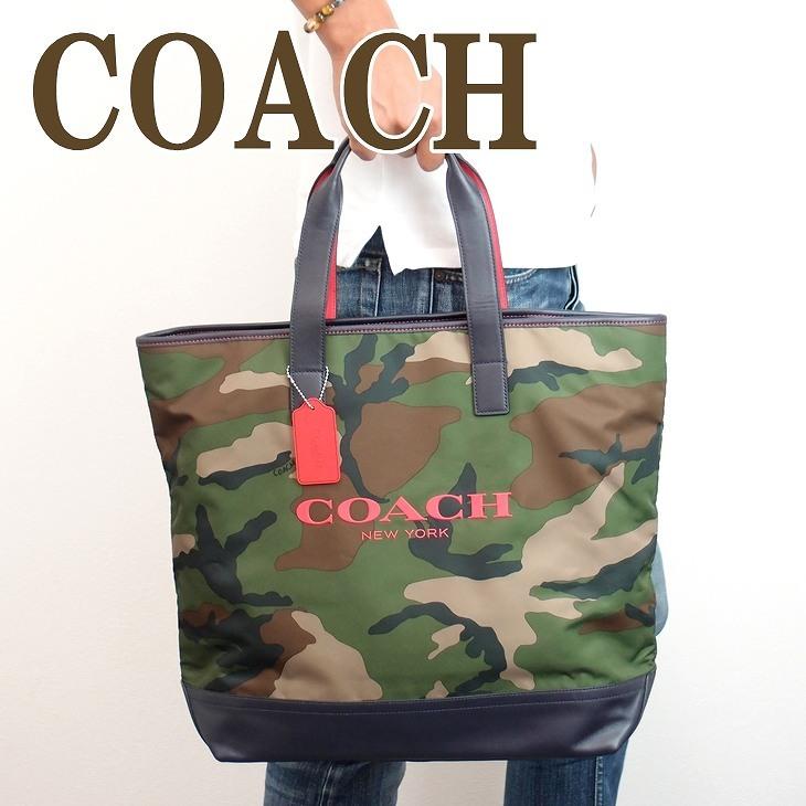e5103fafa6e3 コーチ COACH バッグ メンズ トートバッグ 迷彩柄 カ...|贅沢屋【ポンパレモール】