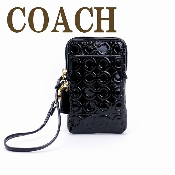 more photos 49da7 f5de4 コーチ 財布 COACH iPhone スマホケース リスト...|贅沢屋 ...