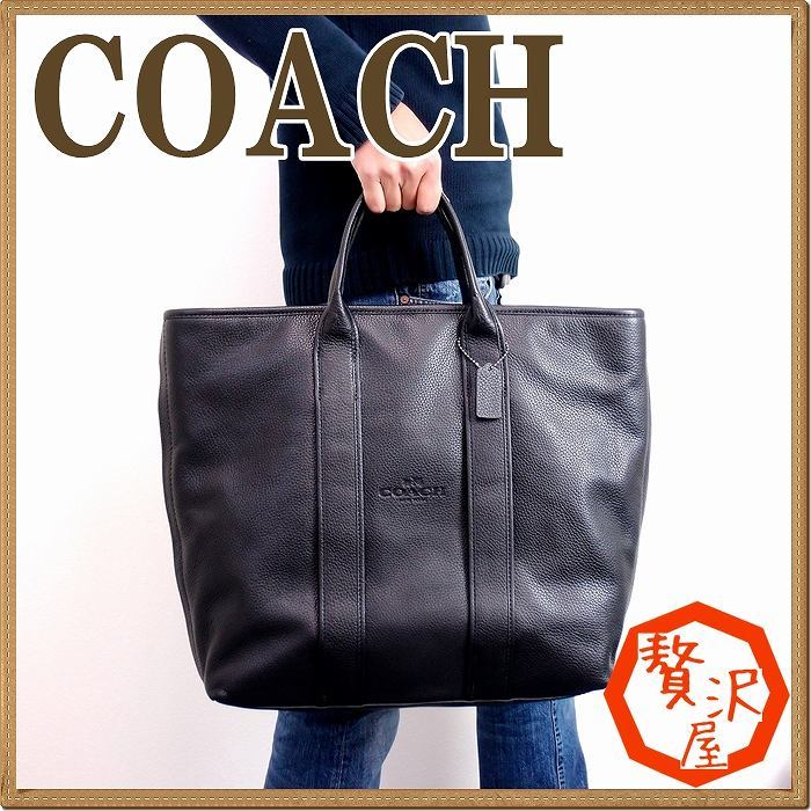 176a6153b457 コーチ COACH バッグ メンズ トートバッグ 2way ...|贅沢屋【ポンパレモール】