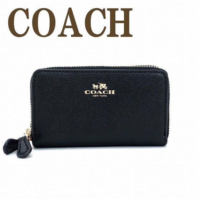 the best attitude 65d6f 6c9fc コーチ COACH 財布 メンズ レディース 小銭入れ カードケース コインケース 57855IMBLK