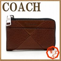 5257adc0313d コーチ 財布 メンズ COACHキーケース キーリング コインケース 66190CWH