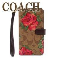 43d485c5b4c7 コーチ COACH iPhone XS Max専用 ケース 手帳型 アイフォン 39482KHMC