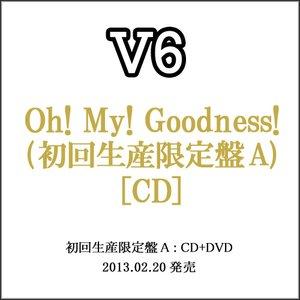【限定価格セール!】 【】V6/Oh! My! Goodness!(初回生産限定盤A)/CD◆B【ゆうパケット非対応/送料680円~】【即納】, 紅茶&フレーバー専門店TeaPlease 47abdba7