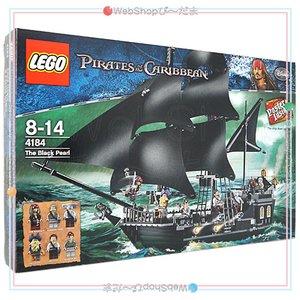 通販 LEGO レゴ パイレーツ・オブ・カリビアン ブラックパール号 4184◆新品Ss レゴ【送料無料 LEGO】【即納】, 津具村:a5e65d3f --- parker.com.vn