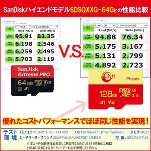 f724c9acaff8 マイクロSD microSDXC 128GB 超高速100M...|嘉年華【ポンパレモール】