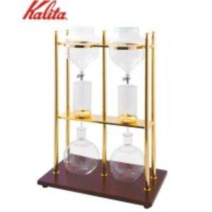 訳あり商品 Kalita(カリタ) 水出しコーヒー器具 水出し器10人用 ゴールド W 45089ポイント消化, 小鹿野町 77b6ac22