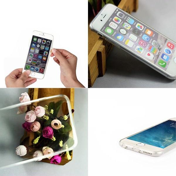 iPhone6 6s iPhone6 Plus 6s Plus ケース TPU クリアケース ソフトケース スマホケース カバー アイフォン6s 6s プラス