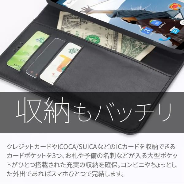 nexus6 ケース アンティーク ビンテージ レトロケース レザーケース 手帳型ケース ワイモバイル Y!mobile ネクサス6 Nexus6