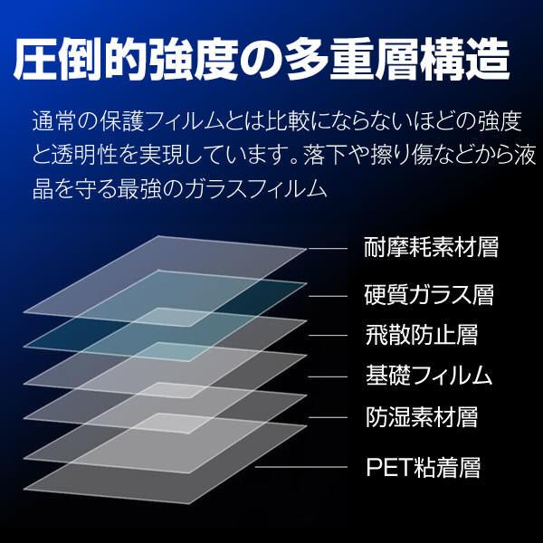 Xperia Z2 SO-03F 強化ガラスフィルム 9H 液晶フィルム 保護フィルム 液晶シート 保護シート エクスペリア z2 so-03f docomo/ドコモ