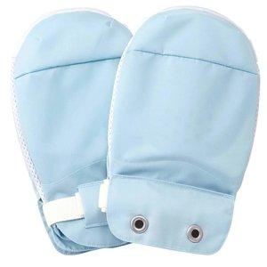【超特価SALE開催!】 セーフミトンII ブルー 1双入 041051 041051 ブルー 竹虎 セーフミトンII 両側に保護パット入り手袋, ニャーンズコレクション:0732242e --- iplounge.minibird.jp