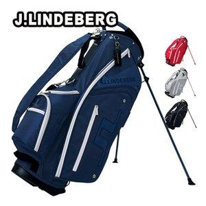 超美品の J.LINDEBERG ジェイ.リンドバーグ スタンド付キャディーバッグ JL-018S 9型 軽量3.2kg 新発売 送料無料 2019年Newモデル JL018S, チャーミ:b1985ef5 --- frmksale.biz