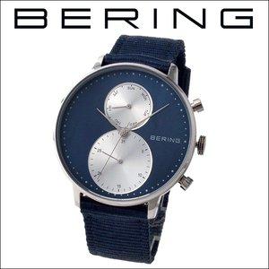 注目 【レビューを書いて5年保証 ネイビー/ネイビー】ベーリング/BERING Classic メンズ Series 13242-507 (7) 腕時計 時計 Series メンズ ネイビー/ネイビー ナイロン ラウンド 新品 送料無料 プレゼント, メンズimportセレクトshopピエディ:8fc4489b --- mashyaneh.org