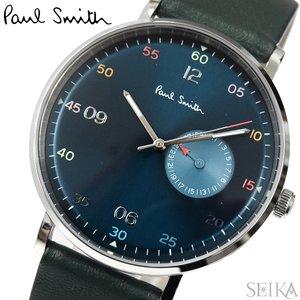 超高品質で人気の (超目玉!)ポールスミス 腕時計 ネイビー 時計 PAUL 腕時計 時計 SMITH PAUL GAUGEPS0060004 ネイビー シルバー レザー 41mm プレゼント 新品 送料無料 ラッピング プレゼントにオススメ, イオンバイク:c745afb1 --- ancestralgrill.eu.org