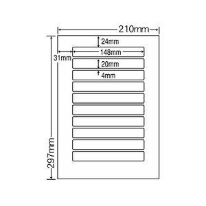 100%本物 NANA/カラーレーザーラベル 光沢タイプA4 10面 400シート/SCL-25【直送・ 光沢タイプA4】 10面【送料無料】【納期約5日】 カラーレーザープリンタに対応した光沢ラベル。トナー定着の良い光沢原紙を使用しています。, シソウグン:67393f95 --- abizad.eu.org