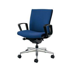 最新作 コクヨ/プント ローバックサークル肘ランバーサポート付 ブルー PAキャスター【直送・】 ブルー【組立・設置・送料無料】【納期約4日】 質の高い生地を丁寧な縫製で仕上げた高いインテリア性と、包み込まれるような快適な座り心地。, モアナ ハワイアンジュエリー:cf444b68 --- deutscher-offizier-verein.de
