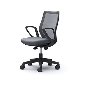 最新最全の オカムラ/CG-M メッシュタイプ ブラックシェル デザインアーム グレー【直送・ オカムラ/CG-M】【組立・設置・送料無料】【納期約1週間】 機能もデザインもよりシンプルに。コンパクトでありながら柔らかな座り心地を備えたメッシュチェア。, 加世田市:b596f170 --- deutscher-offizier-verein.de