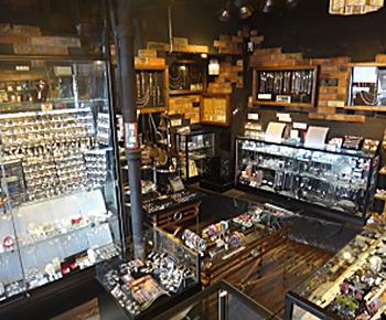 新宿銀の蔵店内