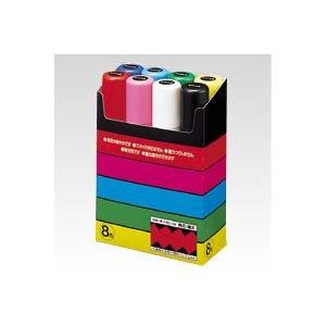 円高還元 (業務用セット) 8色セット 三菱鉛筆 ユニ ポスカ 水色 8色セット PC-17K8C 黒 赤 ユニ 青 緑 黄 桃 水色 白【×2セット】 色の濃い下地にも鮮やかな発色。 重ね書きでも、はっきり描線。, ヨコガワチョウ:d57e103e --- danger.teamab.de