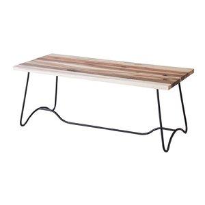 超安い品質 コーヒーテーブル(天然木/アイアン) LEIGHTON(レイトン) ナチュラルミックス NW-111NA 天然木アイアンの組み合わせ コーヒーテーブル チェアにも, 森の堆肥でおいしい野菜「森土蔵」:a1b5eccb --- ssuniq.com