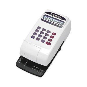 ニッポーチェックライター FXー45 FX-45 FXー45 2段階に印字圧を調整可能な刻み込み印字。, 木津町:894e1185 --- lindauprogress.se