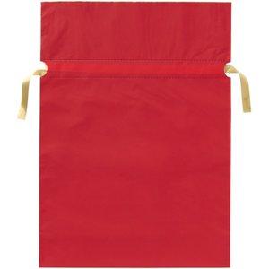 2020最新のスタイル (業務用20セット) 赤 カクケイ (業務用20セット) 梨地リボン付き巾着袋 赤 L 20枚FK2402 事務用品 梨地リボン付き巾着袋 事務用品 まとめお得セット, cocoro工房:f47e642a --- mashyaneh.org