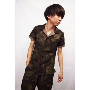 【新品本物】 VADEL SS combat shirts SS KHAKI×BEIGE KHAKI×BEIGE VADEL サイズ44【】, SELBY:bc8973c6 --- ahead.rise-of-the-knights.de