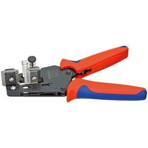 新作商品 KNIPEX(クニペックス)1212-02 ワイヤーストリッパー 最新のメカニズムを採用したワイヤーストリッパー, 【 新品 】:a6d9a054 --- mashyaneh.org