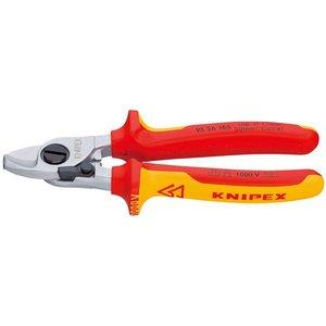逆輸入 KNIPEX(クニペックス)9526-165 絶縁ケーブルカッター(バネ付)1000V(SB) 銅およびアルミの単線・複合線を切断可能, ミナミカワラムラ:63be56ce --- wildbillstrains.com