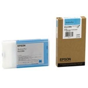 オープニング 大放出セール (業務用3セット) (業務用3セット) EPSON エプソン インクカートリッジ EPSON 純正【ICLC39A】 ライトシアン インクジェットプリンタ用 インクカートリッジ プリンターインク トナーカートリッジ, あらいぐま堂:f842560b --- mashyaneh.org