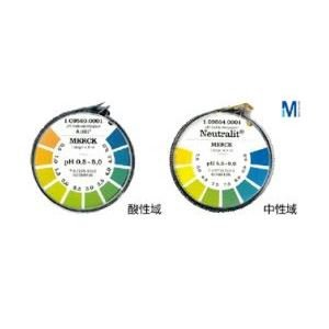 【通販激安】 (まとめ)メルクpH試験紙ロールタイプ 中性域 5.5~9【×10セット】, 多古町 50d6a98e