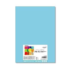 格安 (まとめ) 長門屋商店 いろいろ色画用紙クレヨンカラー A4 みずいろ ナ-CR006 1パック(20枚) 【×30セット】, 電子タバコのはちみつ通り 84efc1f7