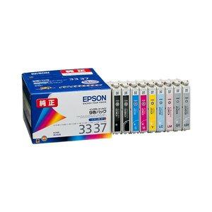 日本最級 (まとめ) IC9CL3337 エプソン エプソン EPSON インクカートリッジ 9色パック IC9CL3337 1箱(9個:各色1個)【×10セット 9色パック】 インクカートリッジ 純正インクカートリッジ, 財布 バッグ ショップ カッズ:6bb9fe9c --- abizad.eu.org