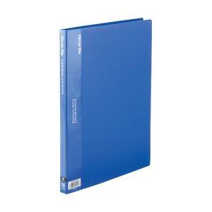 【売り切り御免!】 (まとめ) ビュートン クリヤーブック(クリアブック) A4タテ 20ポケット 背幅17mm ブルー BCB-A4-20B 1冊 【×30セット】, 真珠のジェルム 7c7e1742