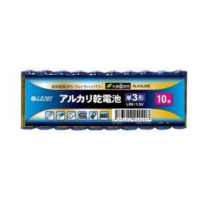 高質で安価 16個セット 60本入り 16個セット Lazos アルカリ乾電池 単3形 単3形 60本入り B-LA-T3X10X16, 京近江ほっこり茶屋:be0b29bb --- affiliatehacking.eu.org