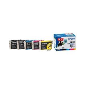 【楽天スーパーセール】 (まとめ) エプソン EPSON EPSON インクカートリッジ 1箱 4色 5本パック IC5CL59 5本パック 1箱【×10セット】 インクカートリッジ 純正インクカートリッジ, KAMIEN:4a0834fe --- frmksale.biz