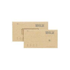 華麗 (まとめ)菅公工業 領収証 リ-021 月払1年用 紙カバー50冊【×10セット】, カードミュージアム f4485cf0