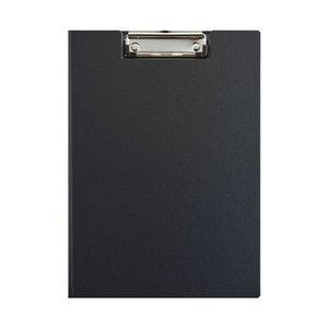 注目 (まとめ)キングジム クリップボード(カバー付) 8315 黒【×50セット】, 京の飴工房 1e11b4fc