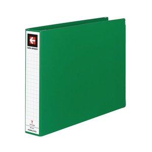 【限定セール!】 (まとめ) コクヨ データバインダーT(バースト用・ワイドタイプ) (まとめ) T11×Y15 コクヨ 22穴 450枚収容 緑 緑 EBT-551G 1冊【×10セット】 コンピュータ用ファイル バースト用, LUANA LANI:a388ec59 --- abizad.eu.org