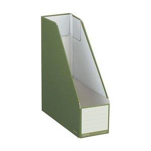 【在庫限り】 (まとめ) コクヨ ファイルボックス(NEOS)スタンドタイプ A4タテ 背幅102mm オリーブグリーン フ-NEL450DG 1セット(10冊) 【×10セット】, 応接セットオフィスチェアーCSplus 377654f2